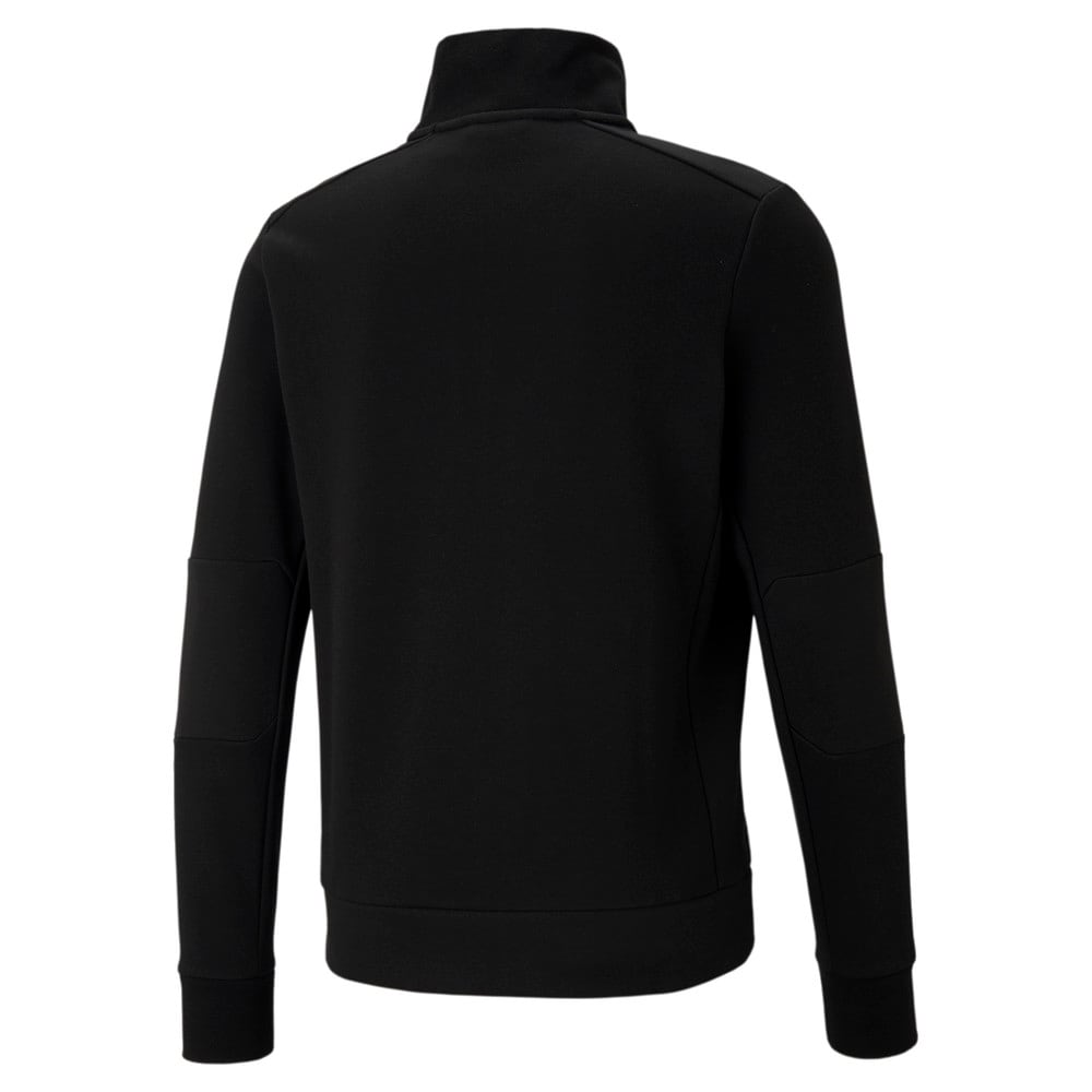 Зображення Puma Толстовка Scuderia Ferrari Style Men's Sweat Jacket #2: Puma Black