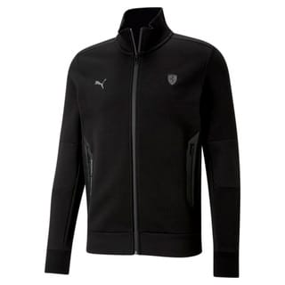 Зображення Puma Толстовка Scuderia Ferrari Style Men's Sweat Jacket