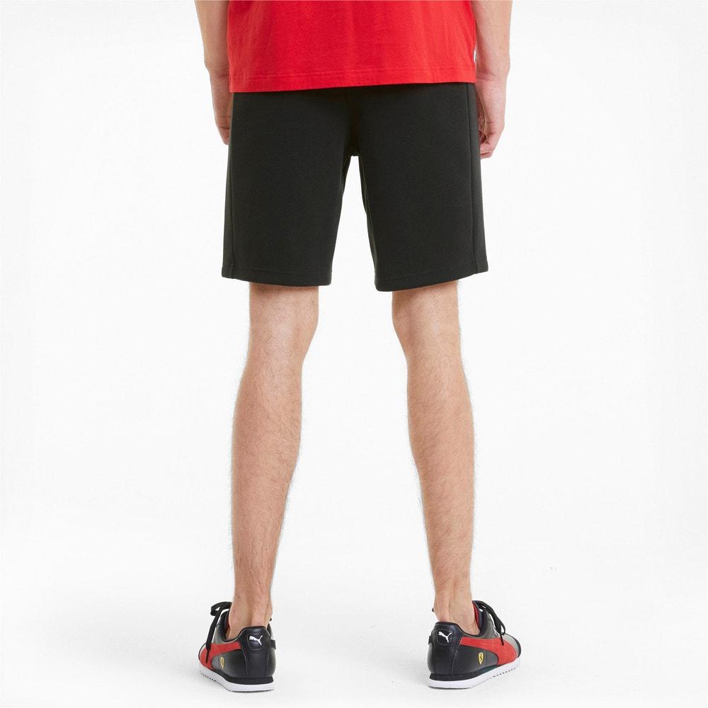 Изображение Puma Шорты Scuderia Ferrari Style Men's Sweat Shorts #2: Puma Black