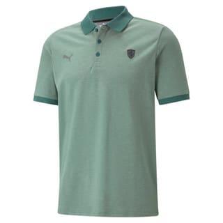 Image Puma Scuderia Ferrari Style Two-Tone Men's Polo Shirt