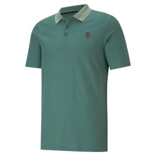 Изображение Puma Поло Scuderia Ferrari Style Gradient Men's Polo Shirt