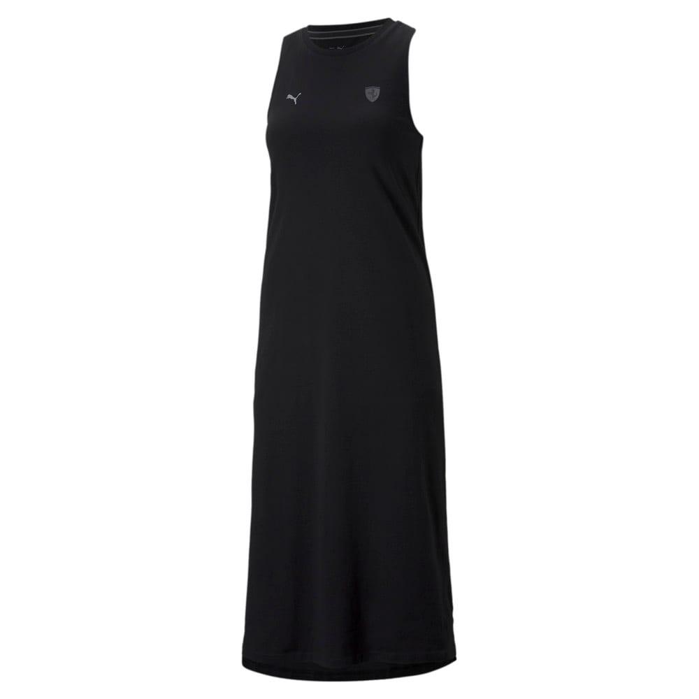 Изображение Puma Платье Scuderia Ferrari Style Women's Dress #1: Puma Black