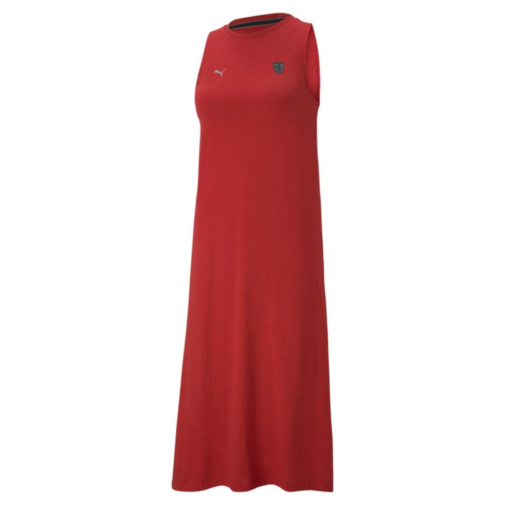 Зображення Puma Плаття Scuderia Ferrari Style Women's Dress #1: American Beauty