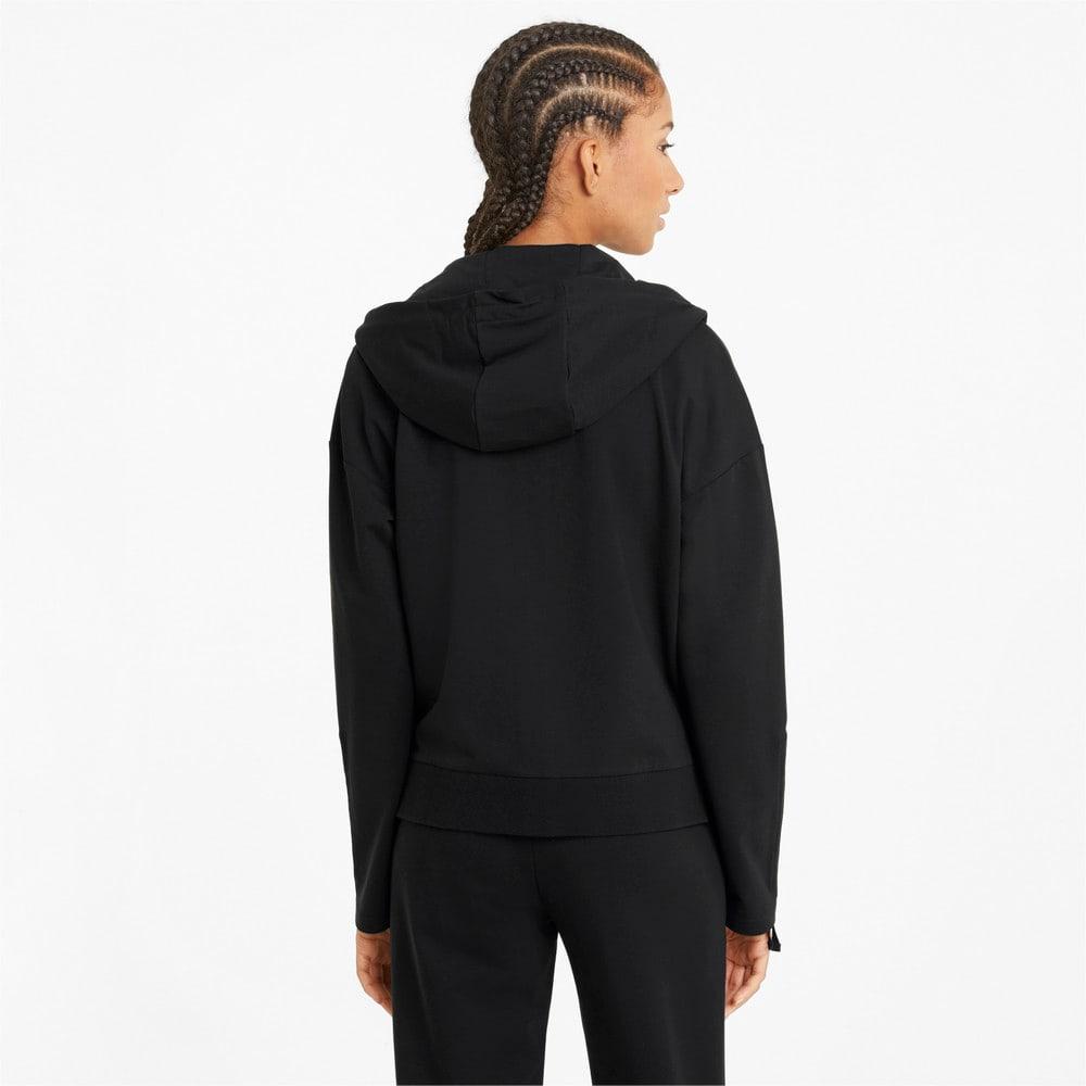 Görüntü Puma SCUDERIA FERRARI Style Kapüşonlu Kadın Sweat Ceket #2