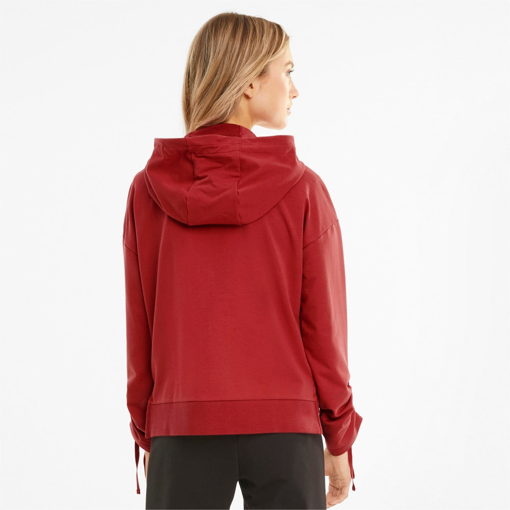 Изображение Puma Толстовка Scuderia Ferrari Style Hooded Women's Sweat Jacket #2