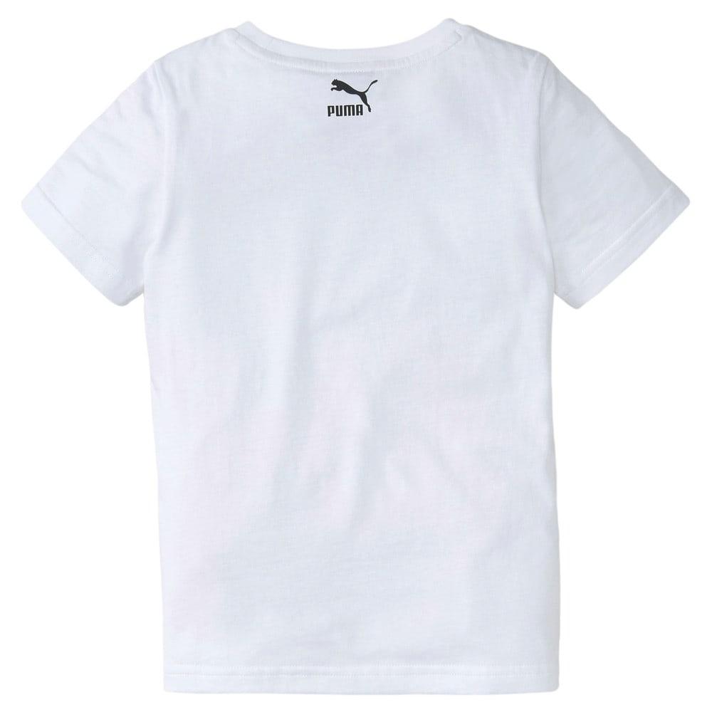 Изображение Puma Детская футболка Paw Advanced Kids' Tee #2