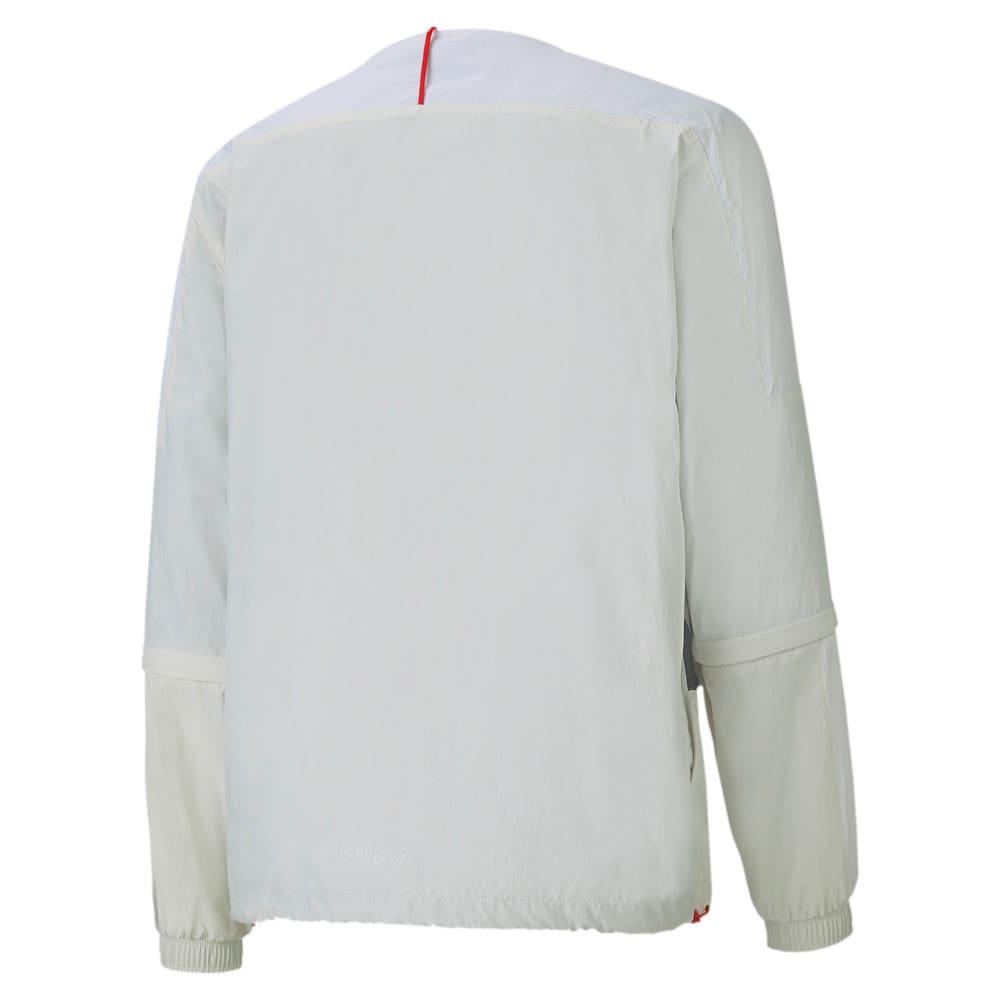 Зображення Puma Олімпійка Parquet Warm Up Men's Basketball Jacket #2