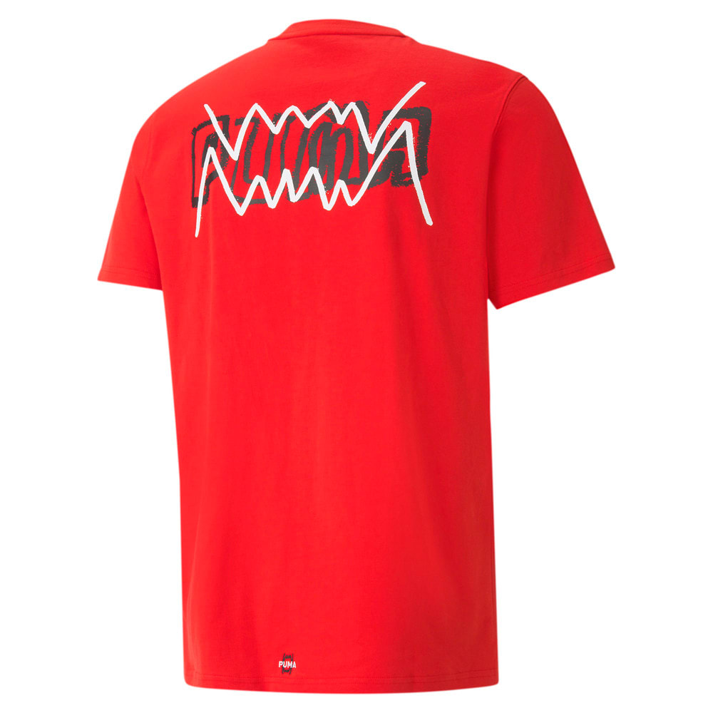 Image PUMA Camiseta Parquet Street Masculina #2