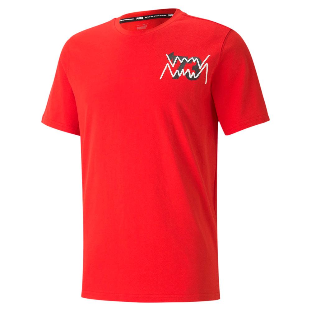 Image PUMA Camiseta Parquet Street Masculina #1