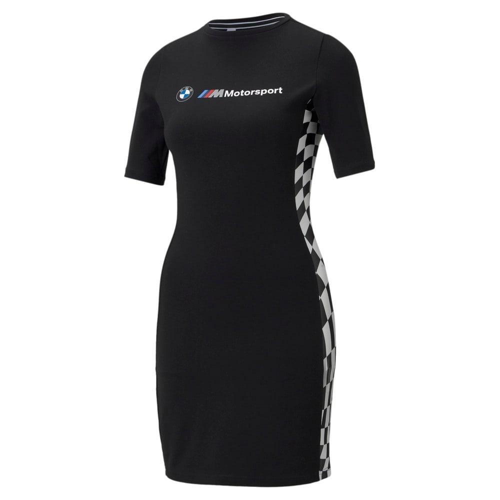 Зображення Puma Плаття BMW M Motorsport Vintage Women's Dress #1: Puma Black
