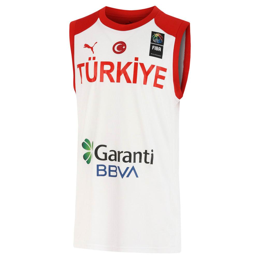 Görüntü Puma Türkiye Basketbol Milli Takım Forması #1