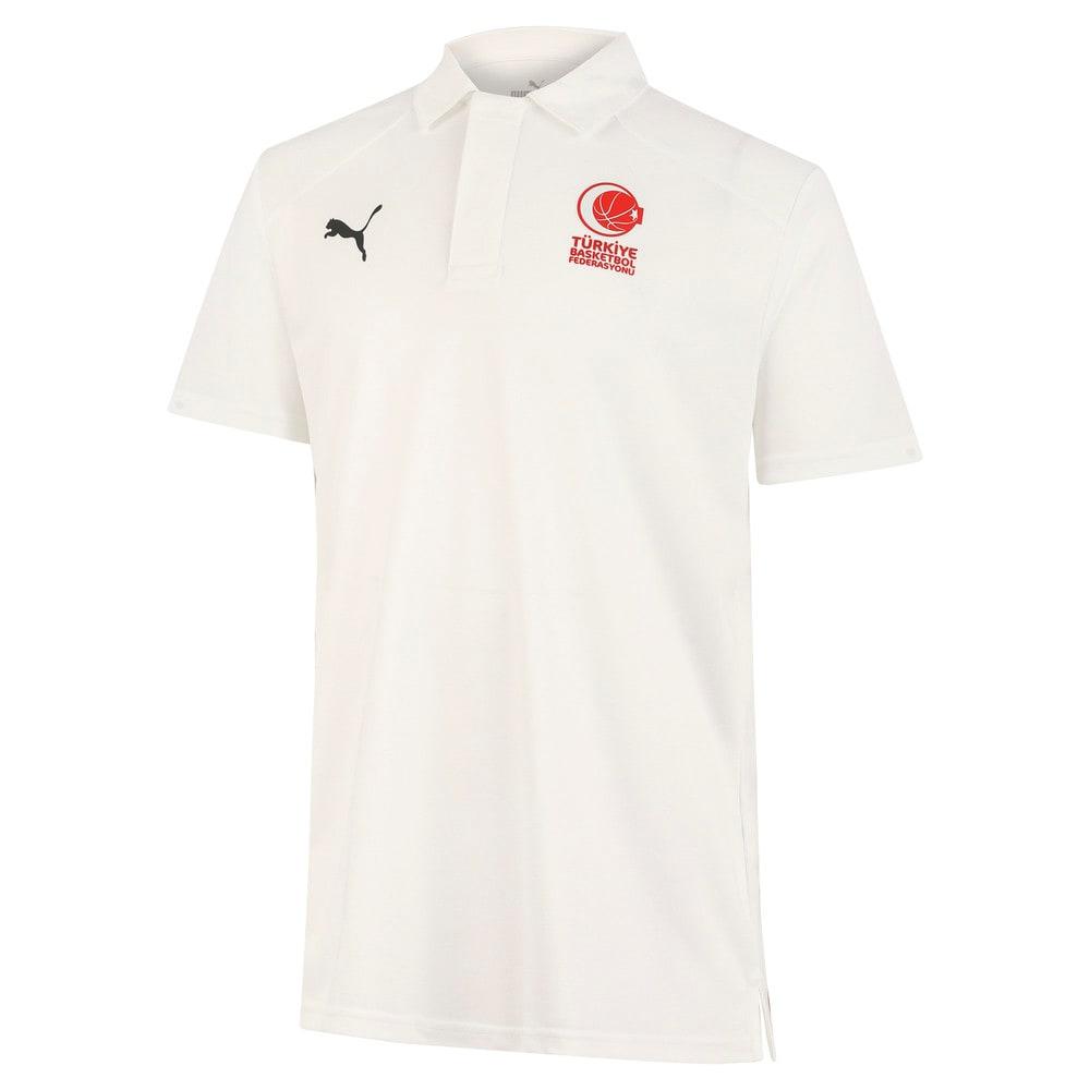 Görüntü Puma Türkiye Basketbol Milli Takım Polo T-shirt #1