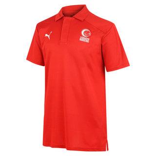 Görüntü Puma Türkiye Basketbol Milli Takım Polo T-shirt
