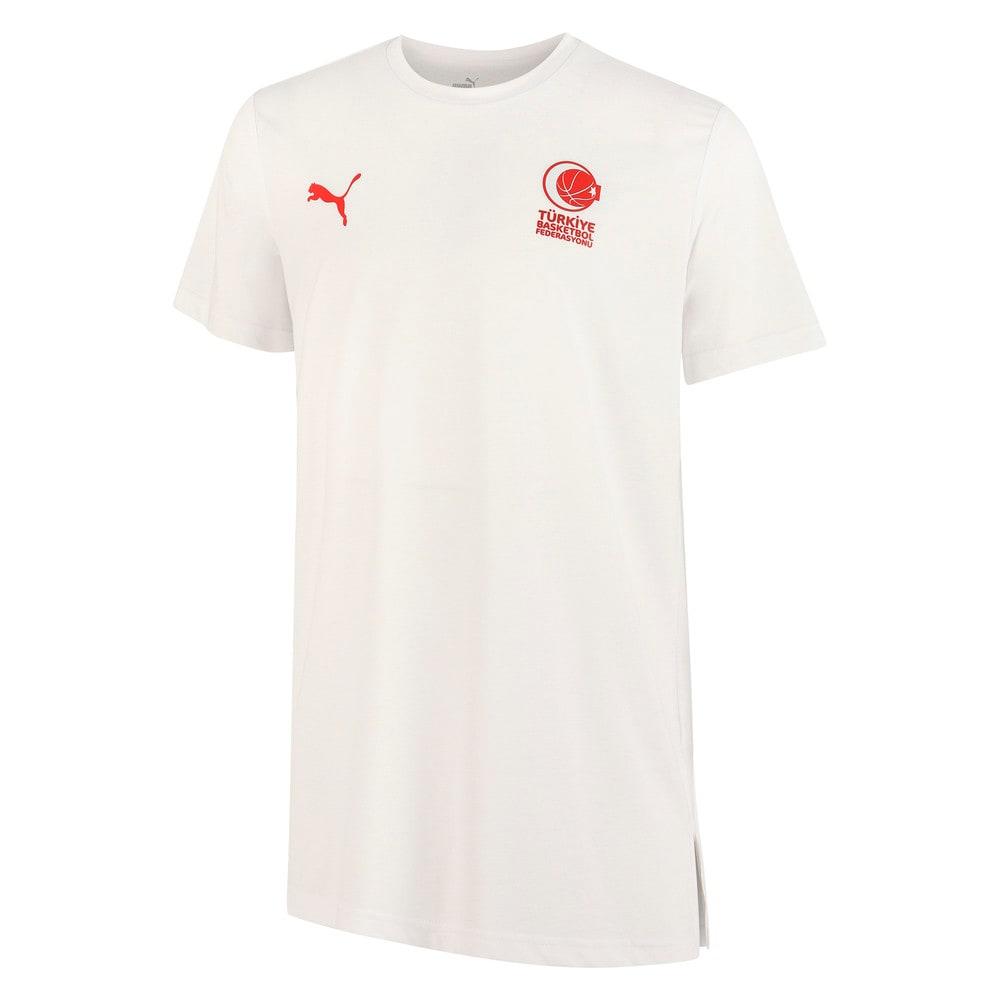 Görüntü Puma Türkiye Basketbol Milli Takım SHOOTING T-shirt #1