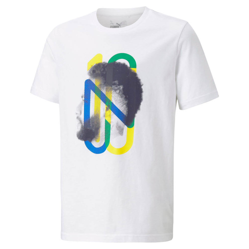 Изображение Puma Детская футболка Neymar Jr Future Youth Football Tee #1