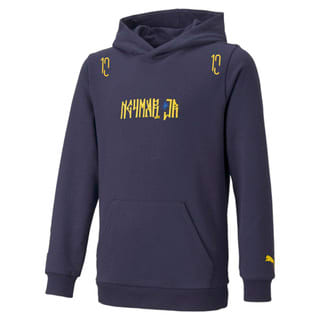 Изображение Puma Детская толстовка Neymar Jr Future Youth Football Hoodie