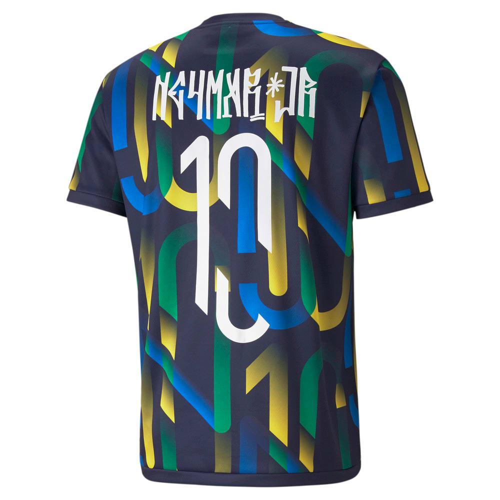 Görüntü Puma Neymar Jr Future PRINTED Erkek Futbol Forma #2