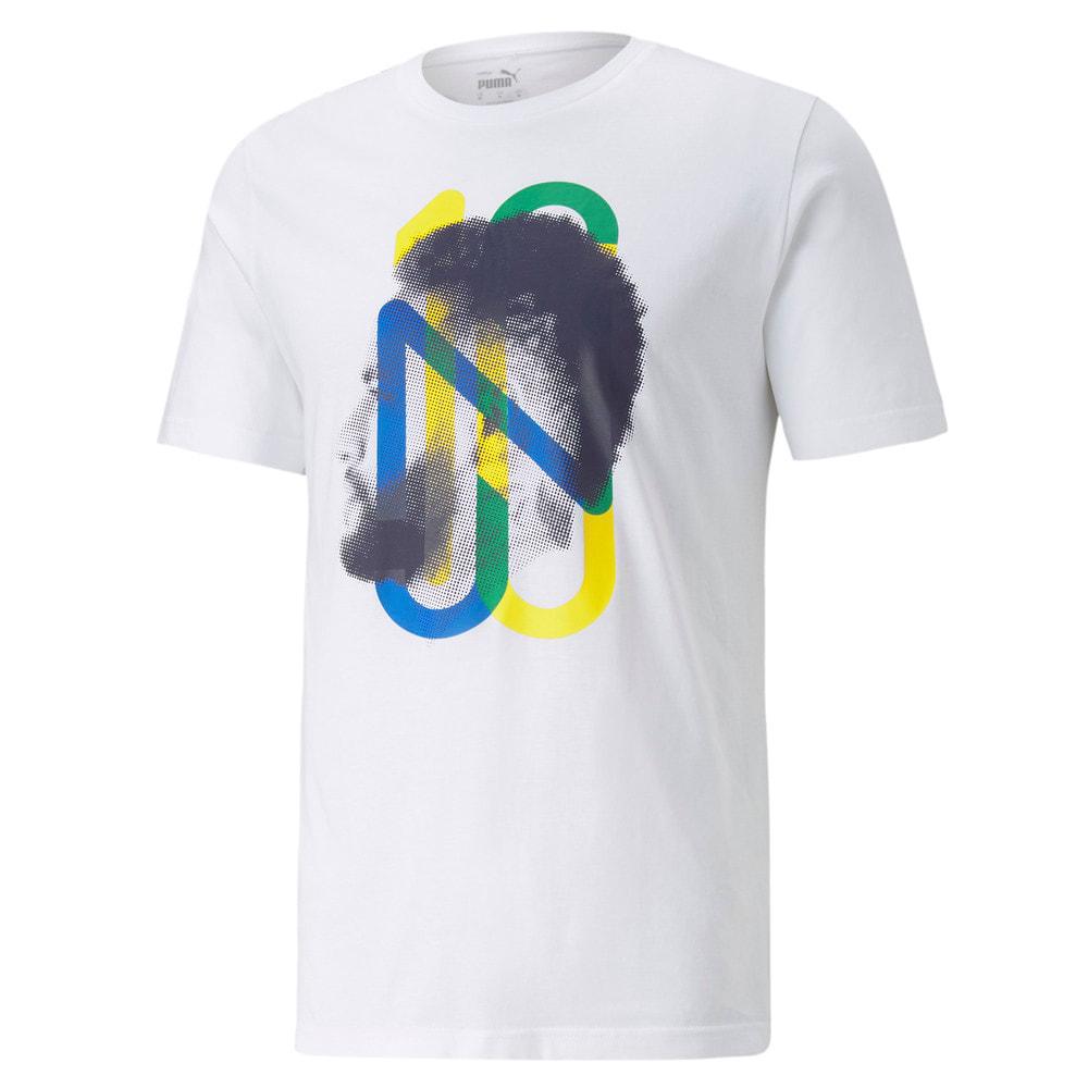 Görüntü Puma Neymar Jr Future Erkek Futbol T-shirt #1