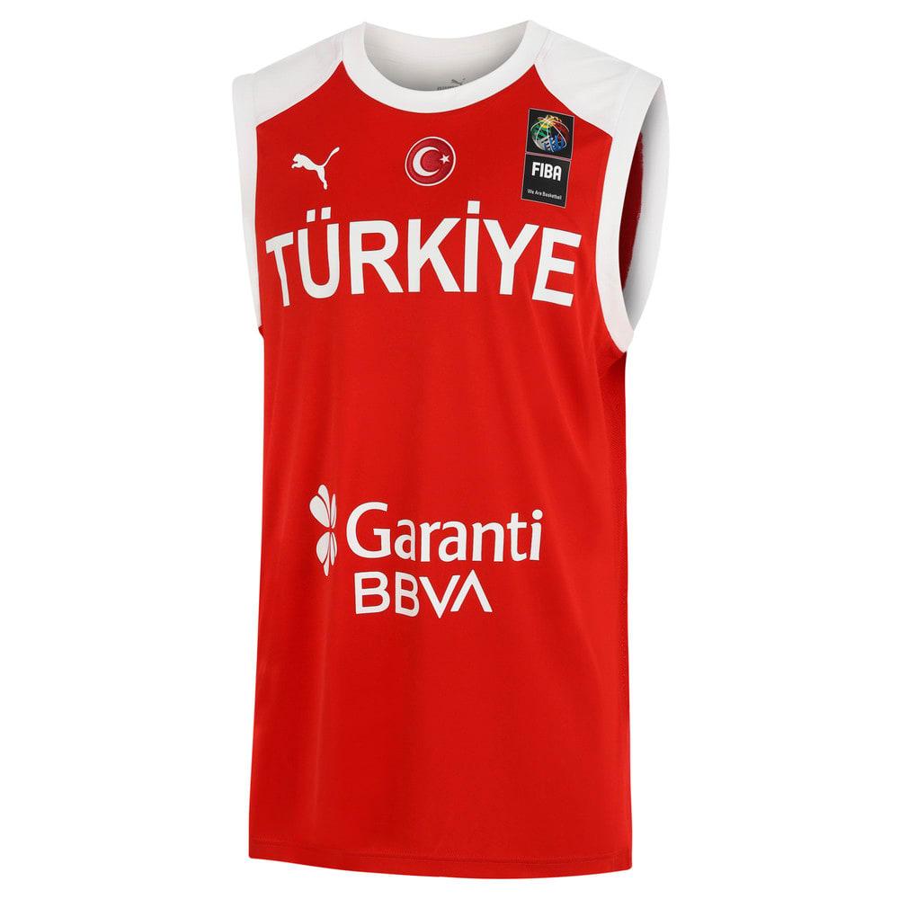Görüntü Puma Türkiye Milli Basketbol Takım JR Forma #1