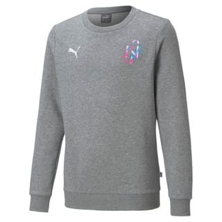 Изображение Puma Детская толстовка Neymar Jr Creativity Crew Neck Youth Sweater