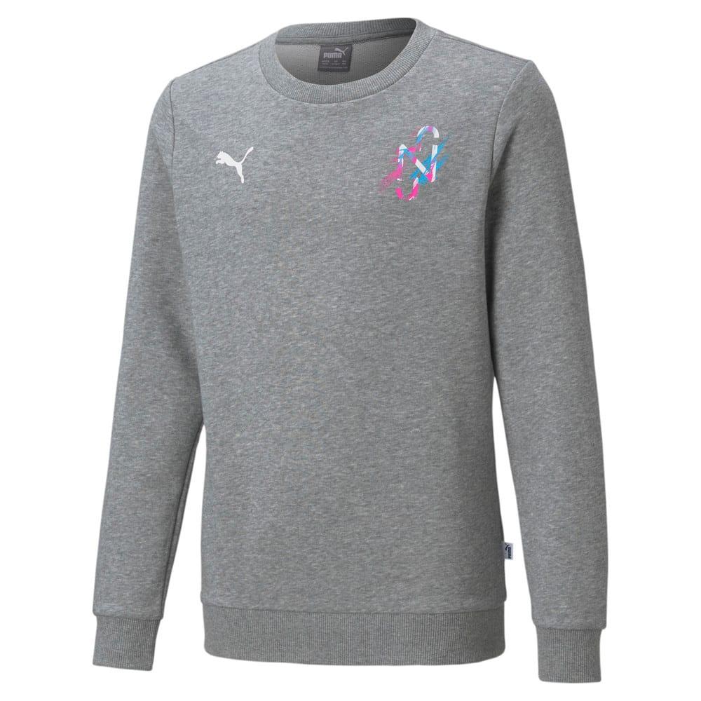 Image Puma Neymar Jr Creativity Crew Neck Youth Sweater #1