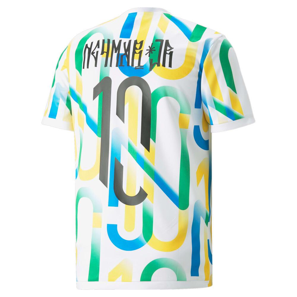 Image Puma Neymar Jr Graphic Men's Jersey #2