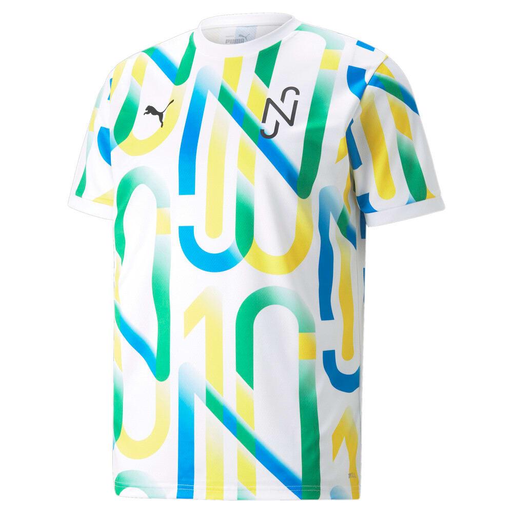 Image Puma Neymar Jr Graphic Men's Jersey #1
