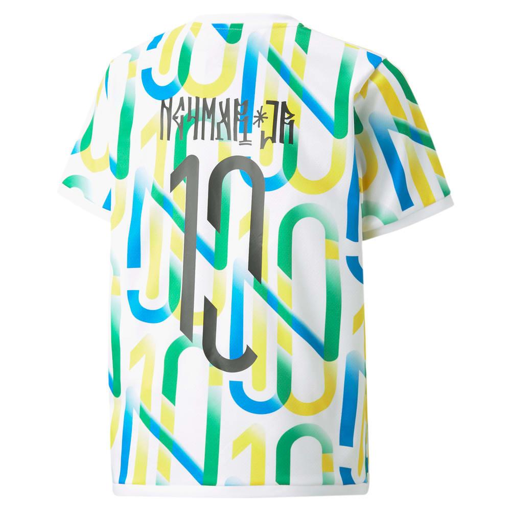 Image PUMA Camiseta Neymar Jr. Graphic Juvenil #2