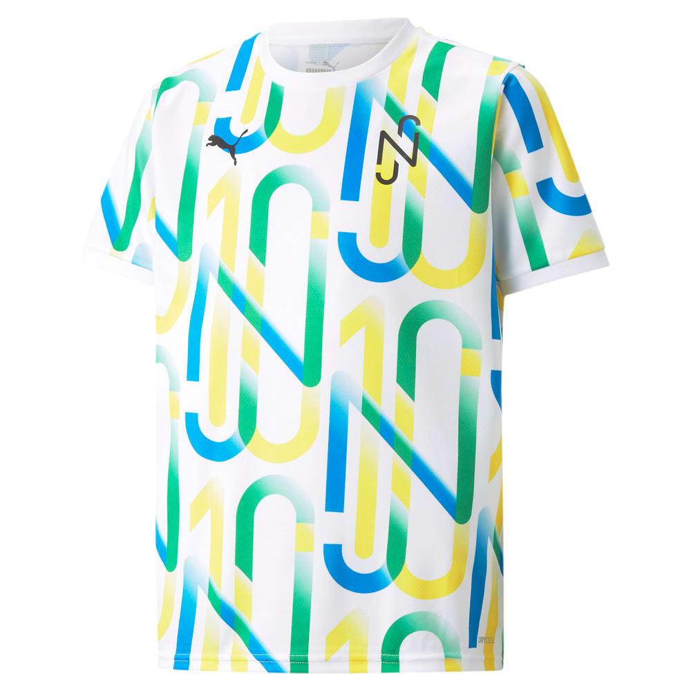 Image PUMA Camiseta Neymar Jr. Graphic Juvenil #1