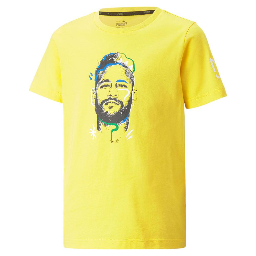 Изображение Puma Детская футболка Neymar Jr Graphic Youth Tee #1