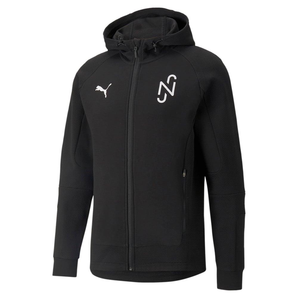 Зображення Puma Куртка Neymar Jr Evostripe Men's Jacket #1: Puma Black