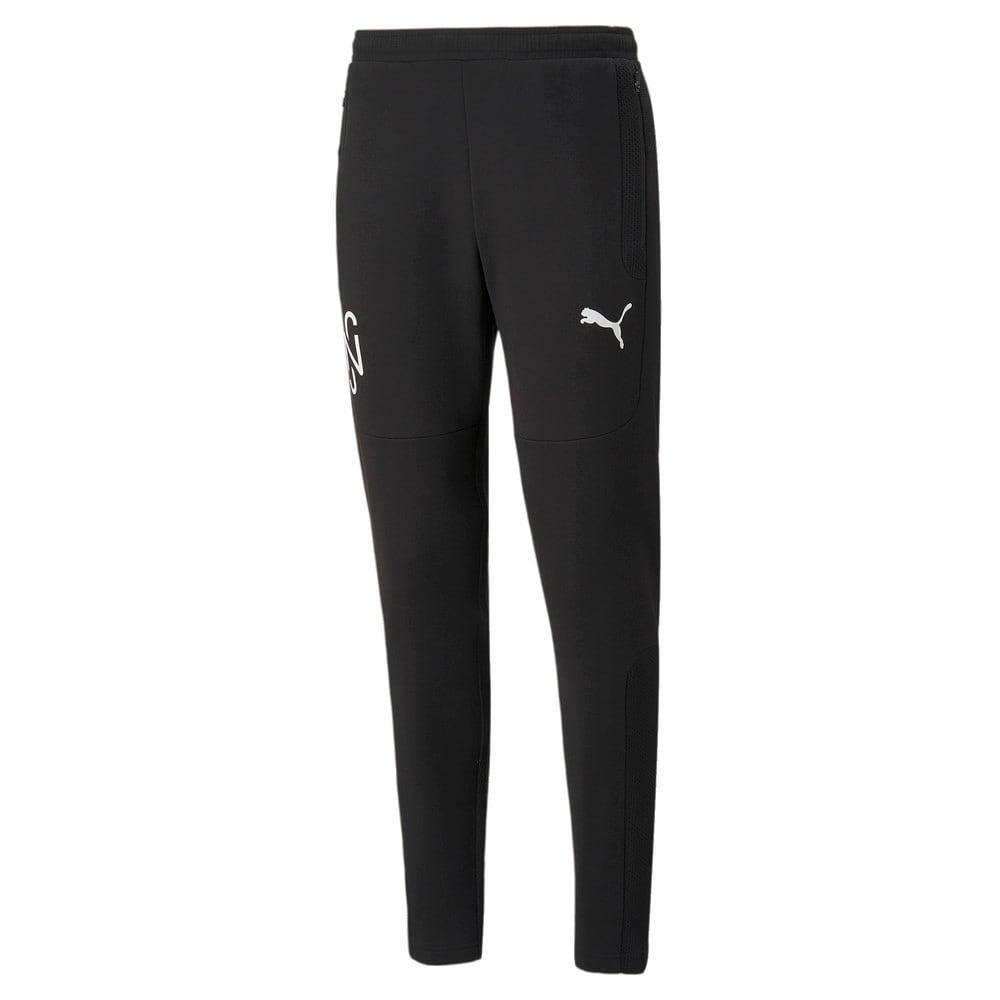 Зображення Puma Штани Neymar Jr Evostripe Men's Football Pants #1: Puma Black