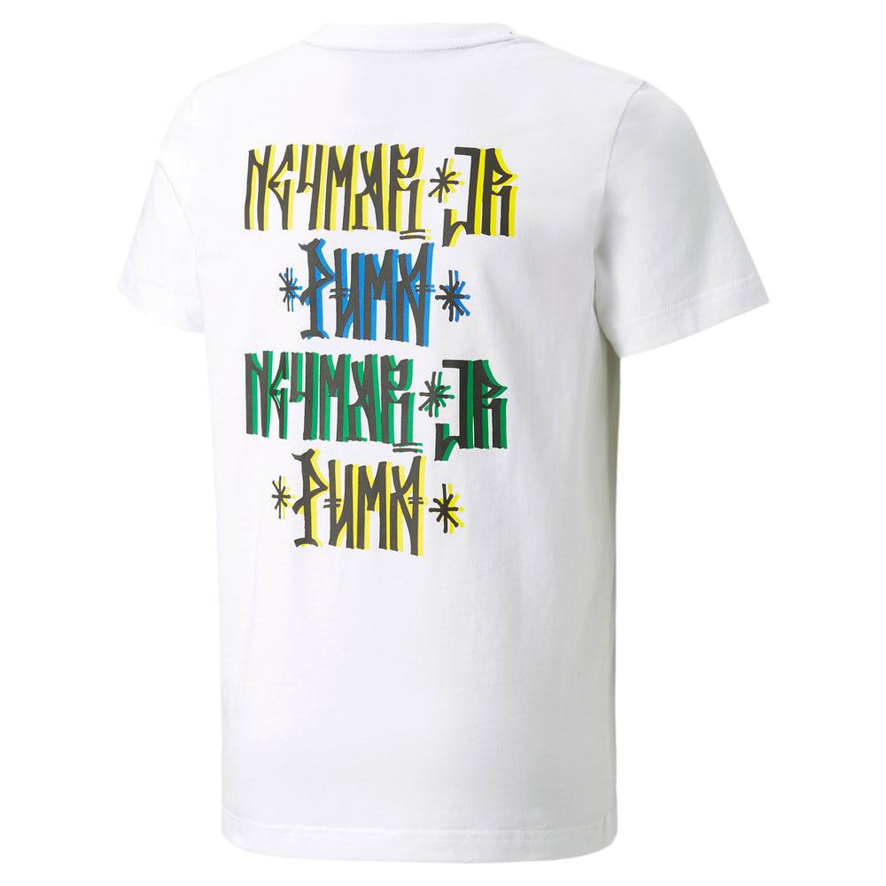 Image PUMA Camiseta PUMA x Neymar Jr. Juvenil #2