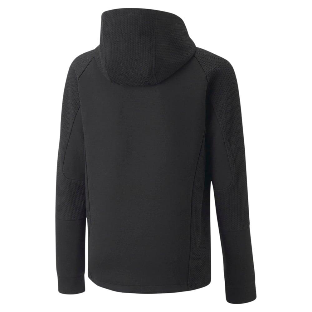 Зображення Puma Куртка Neymar Jr Evostripe Youth Jacket #2: Puma Black