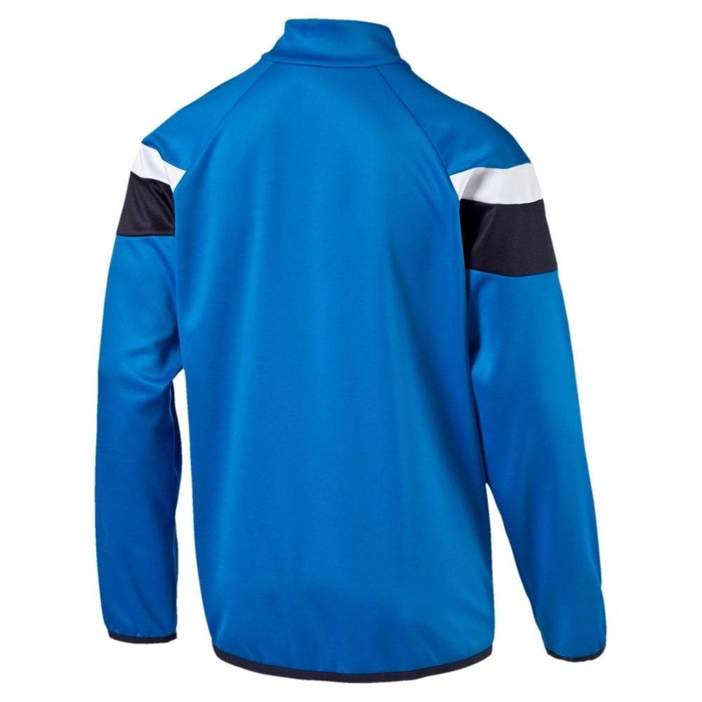 Изображение Puma Кофта тренировочная Football Spirit II 1/4 Zip Training Top #2