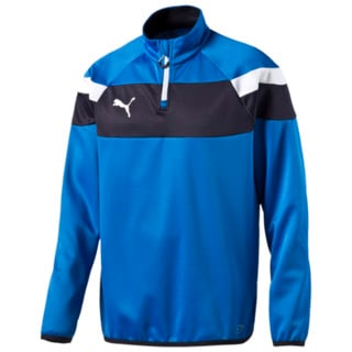 Изображение Puma Кофта тренировочная Football Spirit II 1/4 Zip Training Top