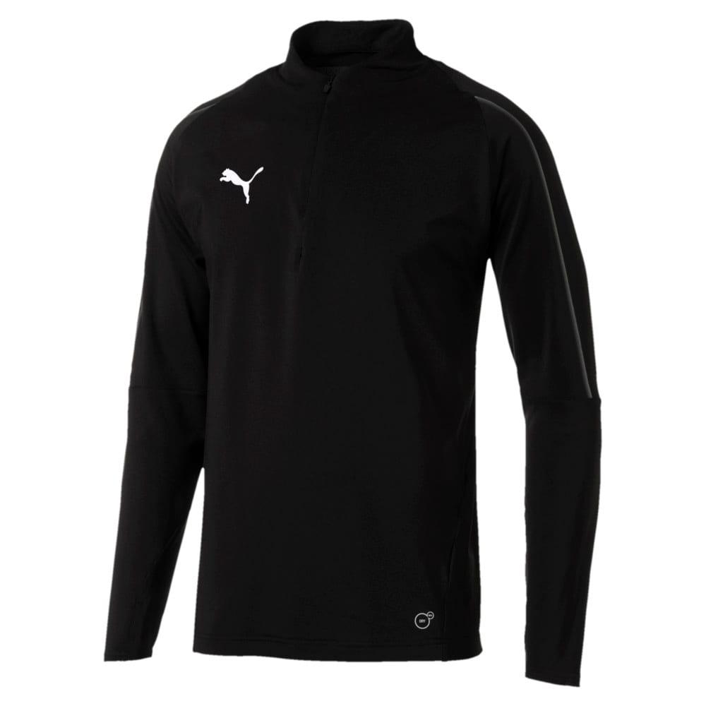 Изображение Puma Толстовка FINAL Training Quarter Zip Men's Football Sweater #1