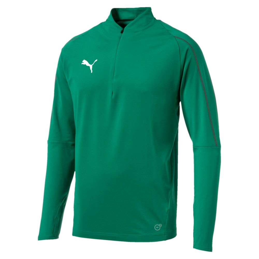 Зображення Puma Толстовка FINAL Training Quarter Zip Men's Football Sweater #1
