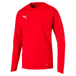 Изображение Puma Толстовка FINAL Long Sleeve Men's Training Sweater