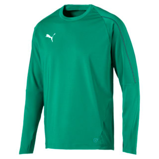 Зображення Puma Толстовка FINAL Long Sleeve Men's Training Sweater