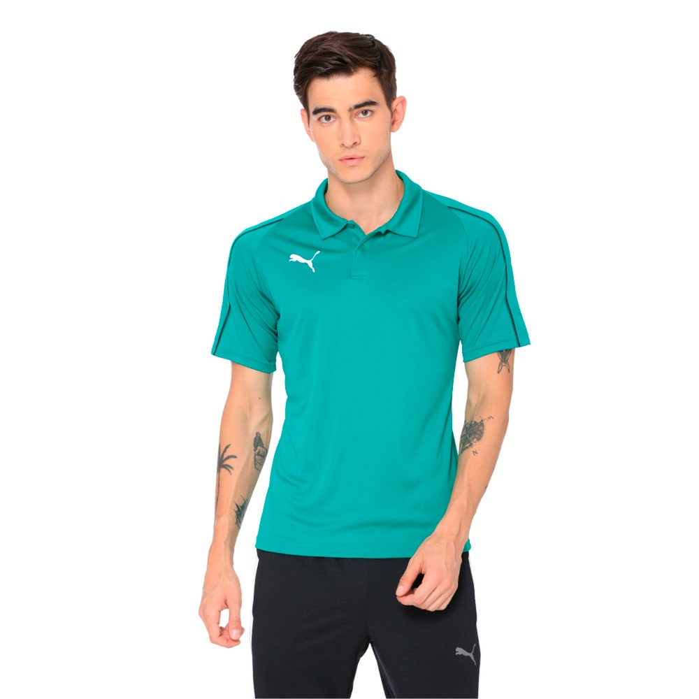 Изображение Puma Поло FINAL Sideline Men's Polo Shirt #1