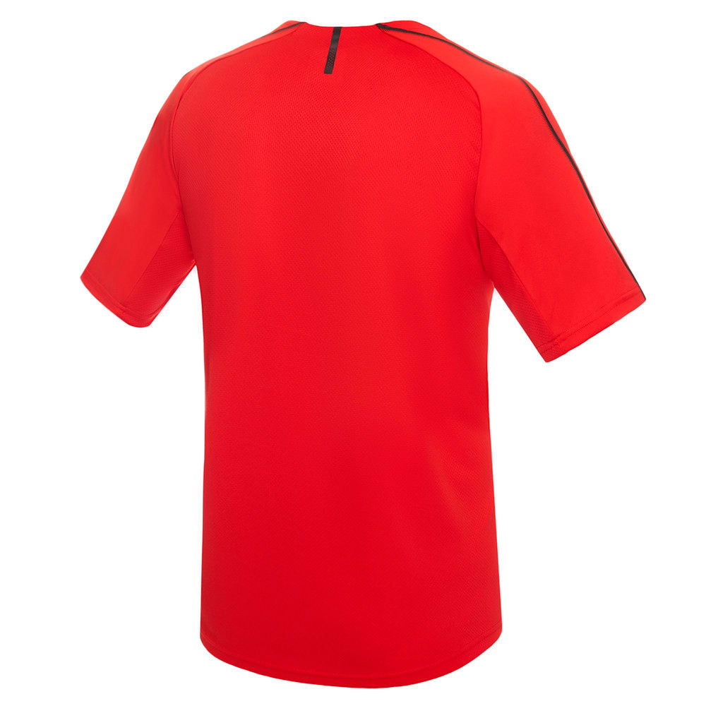 Изображение Puma Футболка FINAL Men's Training Jersey #2: Puma Red-Puma Black