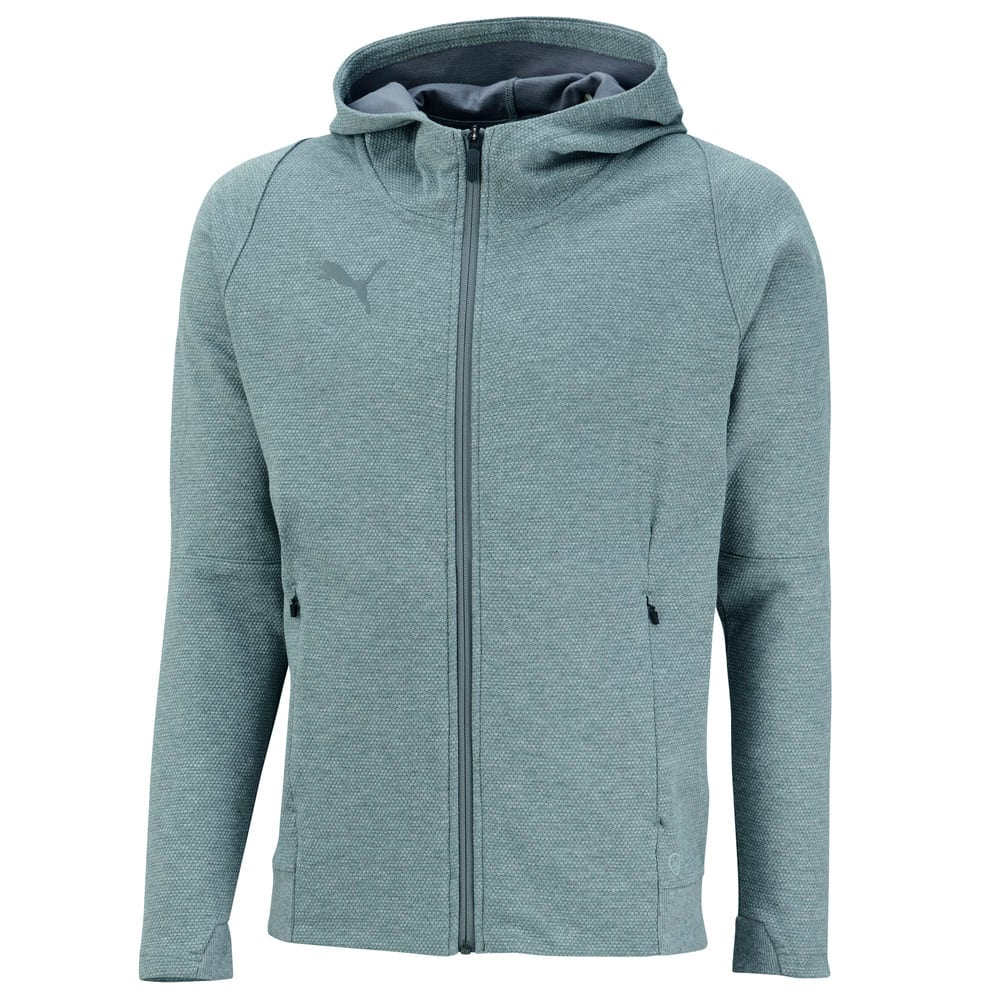 Изображение Puma Толстовка FINAL Casuals Hooded Men's Sweat Jacket #1
