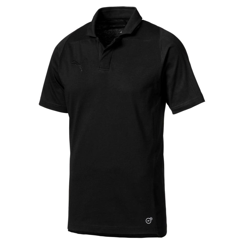 Görüntü Puma FINAL Kısa Kollu Erkek Futbol Polo T-shirt #1