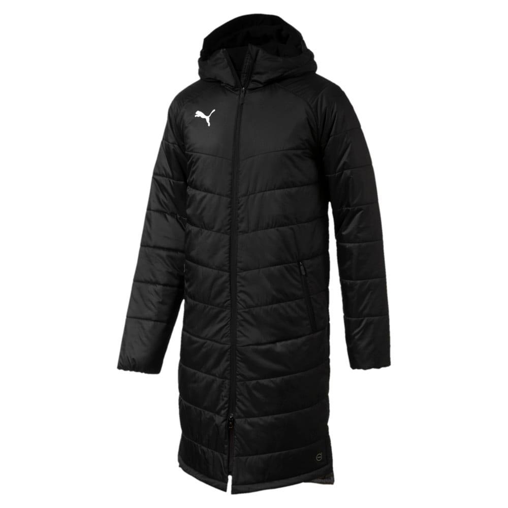 Зображення Puma Куртка LIGA Sideline Bench Long Men's Jacket #1