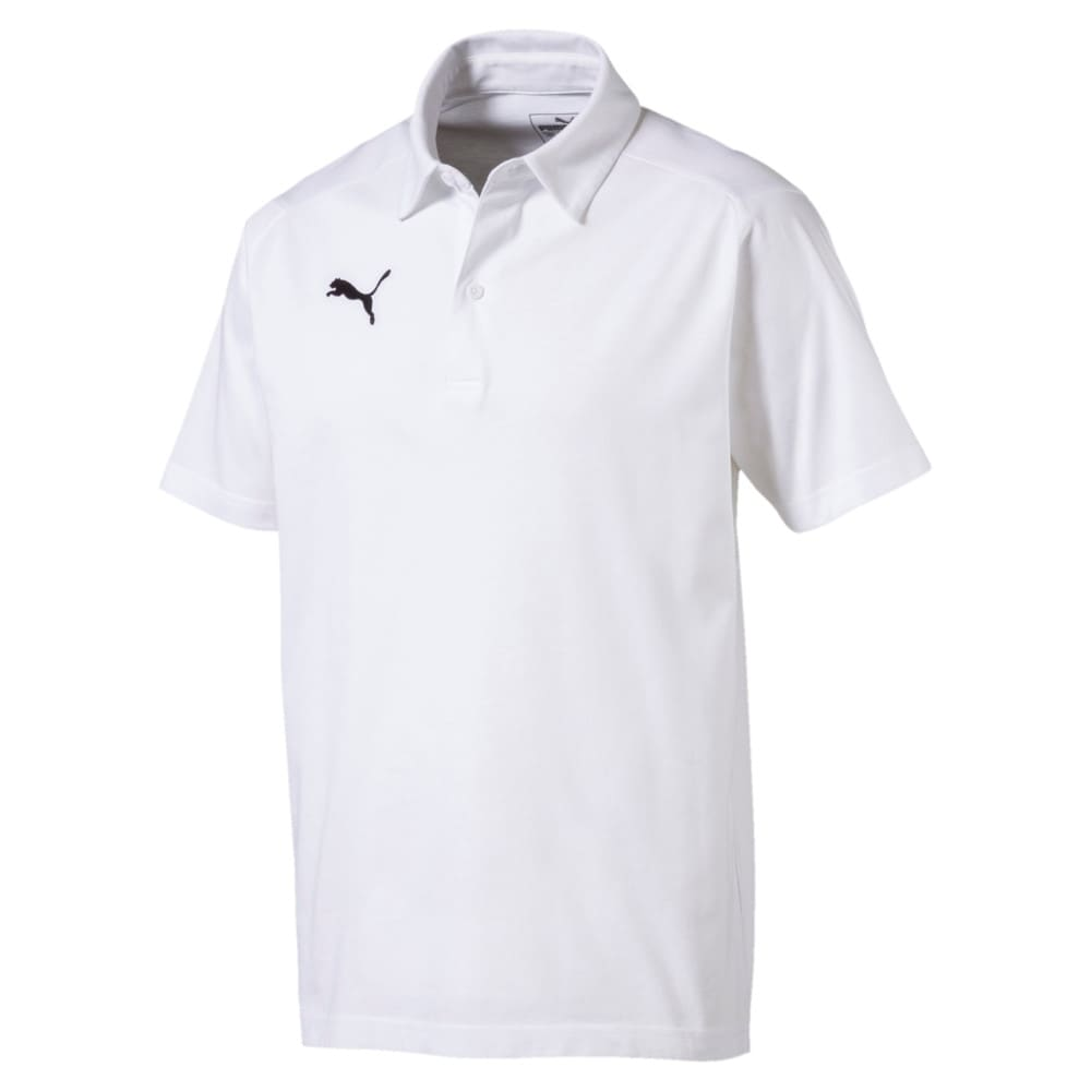 Зображення Puma Поло LIGA Casuals Short Sleeve Men's Football Polo Shirt #1