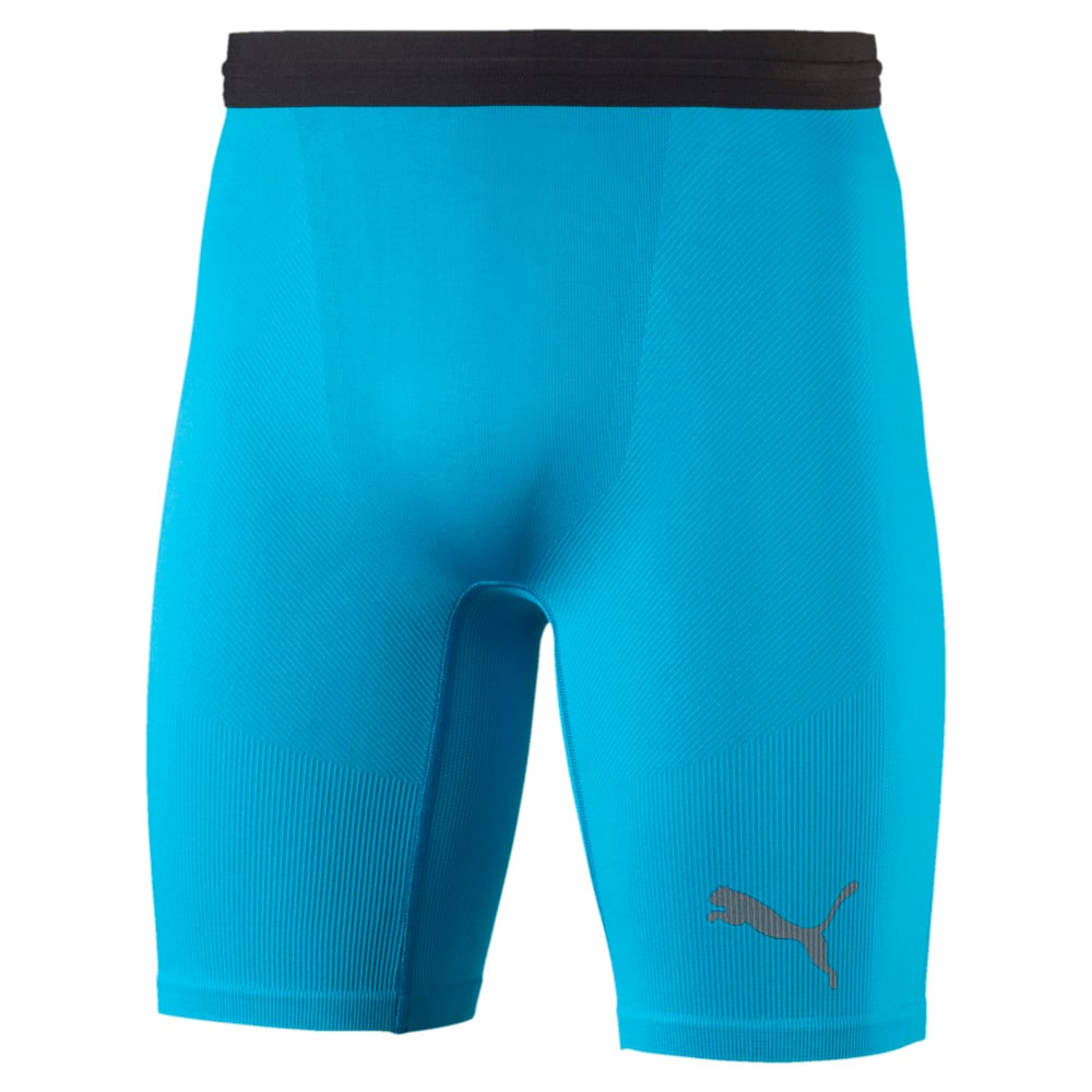 Изображение Puma Футбольные лосины Football Bodywear Men's Baselayer Short Tights #1