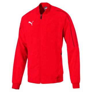Зображення Puma Куртка FINAL Sideline Woven Full Zip Men's Football Jacket