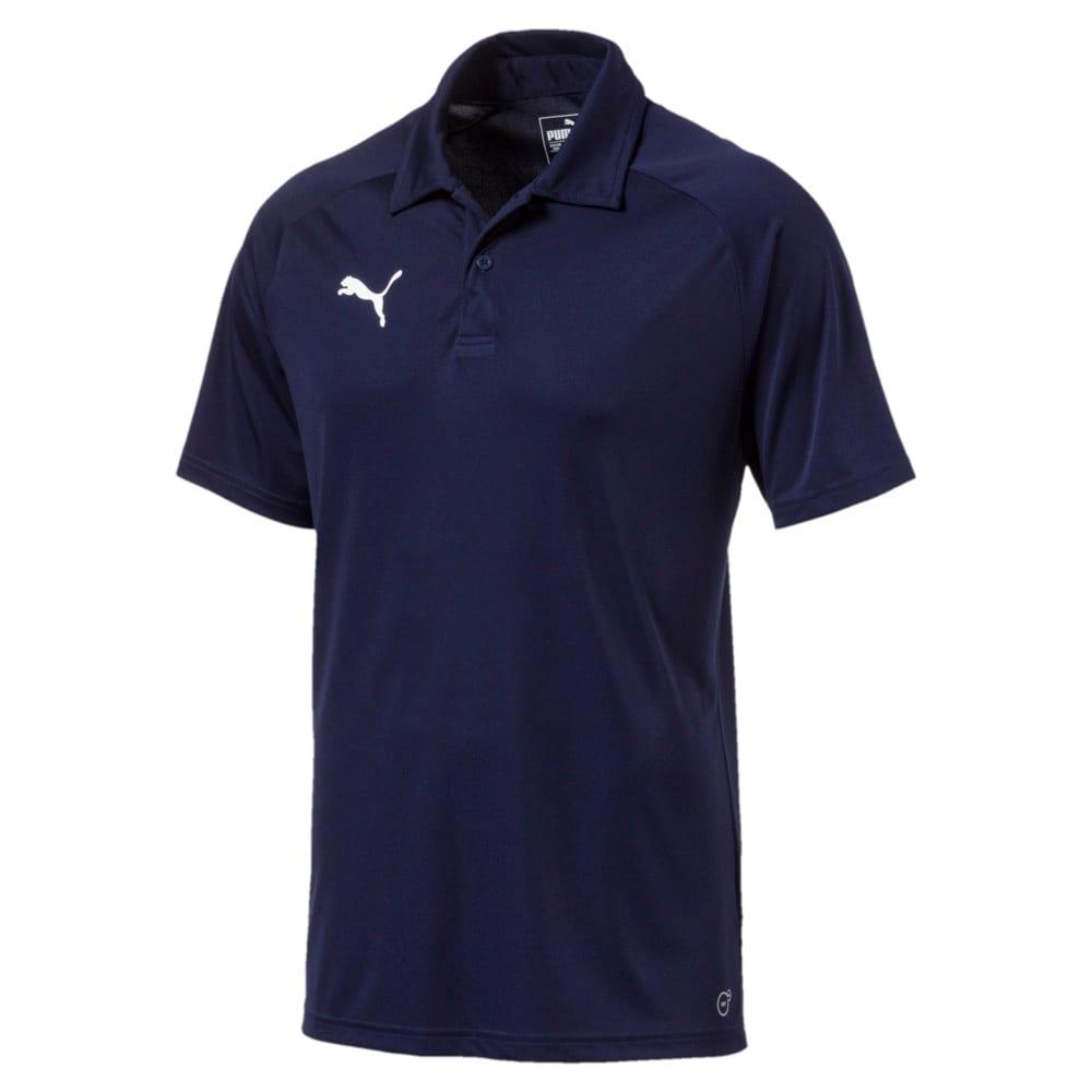 Изображение Puma Рубашка поло LIGA Sideline Men's Polo Shirt #1