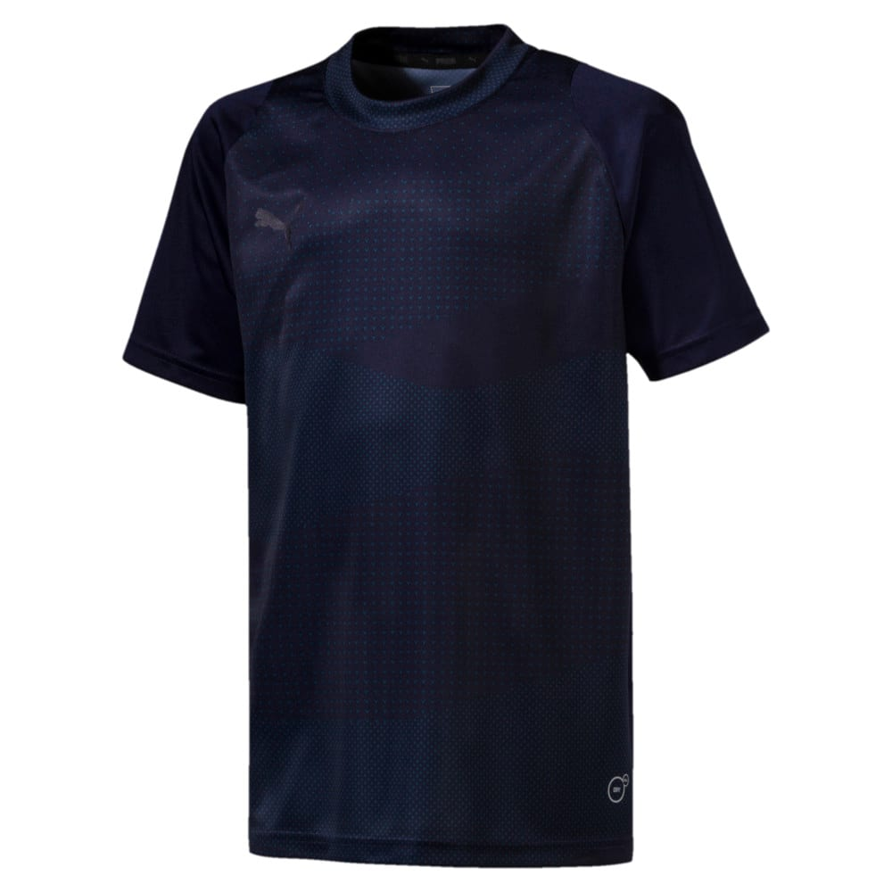 Изображение Puma Футболка ftblNXT Graphic ShirtCore Jr #1